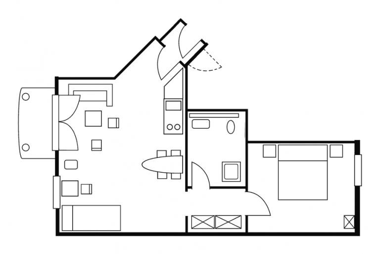 Haus Karoline Wohnung 3